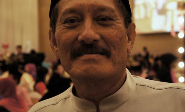 Modal Perdana Group chairman Datuk Mohamed Ramli Abbas, a former Celcom chief executive officer