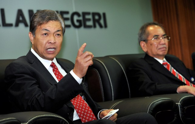 Home Minister Zahid Hamidi Has Called For An Internal Probe On The Immigration Department.