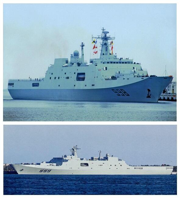 Two more Chinese warships to join Royal Malaysian Navy Ships search for missing MH370