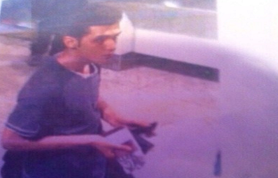 19-year-old Iranian Pouria Nour Mohammad Mehrdad believed to be Iranian is not likely to be linked to terrorism