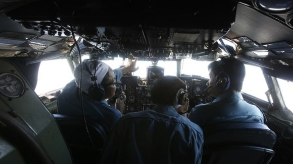 Search and rescue operations for MH370 continues