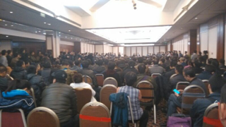 First meeting between #Malaysia govt and nearly 400 relatives of #MH370 passengers ended after almost two hours