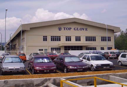 Top Glove office