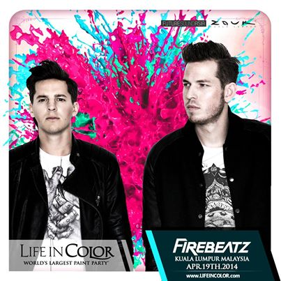 Holland based Firebeatz.