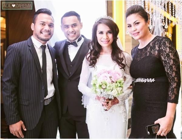 Isteri Safee Sali Indonesia Safee Sali Bersama Isteri