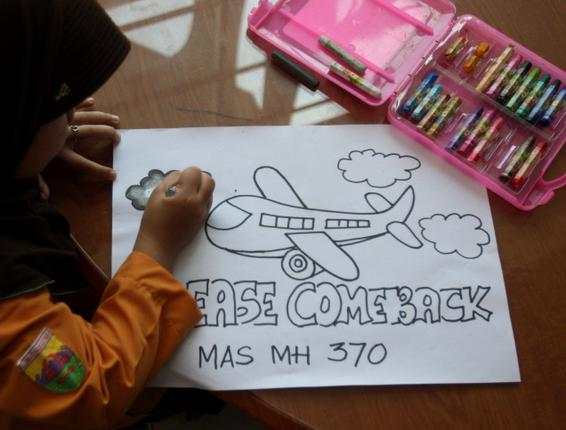 MH370 please come back