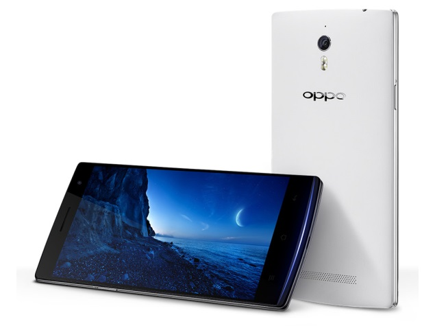 The smartphone runs a customised Android 4.3 Jelly Bean OS, which the company dubs Color OS 1.2.