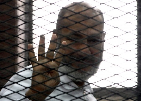 Egyptian member of the Muslim Brotherhood Safwat Hegazy, who is a group of 1200 defendants to be tried this week.