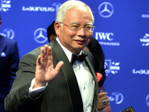 Prime Minister Datuk Seri Najib Tun Razak acknowledged that Laureus Awards not only rewarded the athletes but also does something important to improve the lives and future of people around the world.