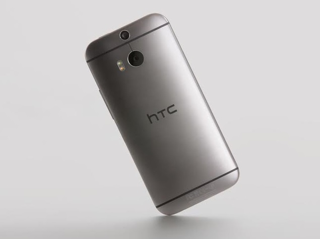 HTC One M8, a superior build all-metal body