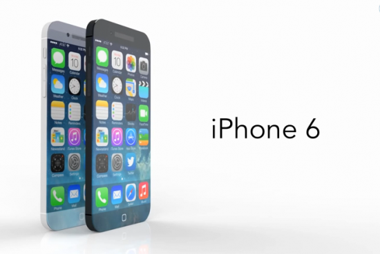 New renders of Apple iPhone 6 concept from Gonçalo Madureira and João Madureira