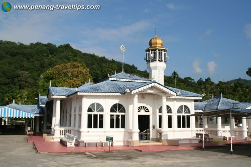 Masjid Kampung Seronok, Pulau Pinang.