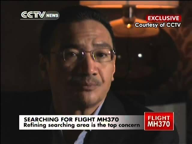 "Asked about possible survivors, Hishammuddin said: ""miracles do happen""."