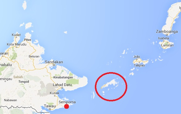 The two women are believed to have been abducted to Tawi-Tawi