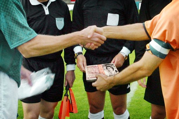 Deals were made to players, officials, coaches and team owners to fix the games.