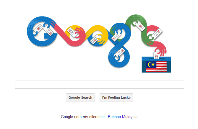 Google Is Looking For Artsy Malaysians To Doodle On Their Logo