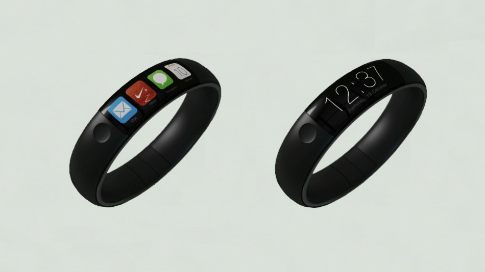 Apple iWatch Concept Combines Nike Fuelband with iOS Apps