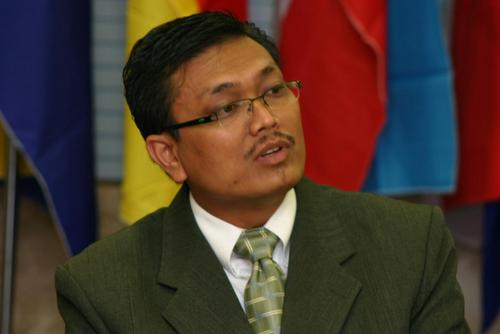 Pengerusi PTPTN, Datuk Shamsul Anuar Nasarah.