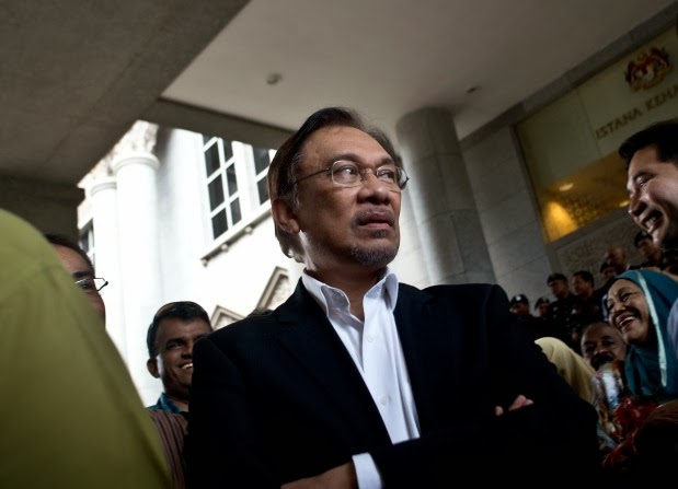 Anwar Is Convinced They Will Send Him To Jail For Sodomy