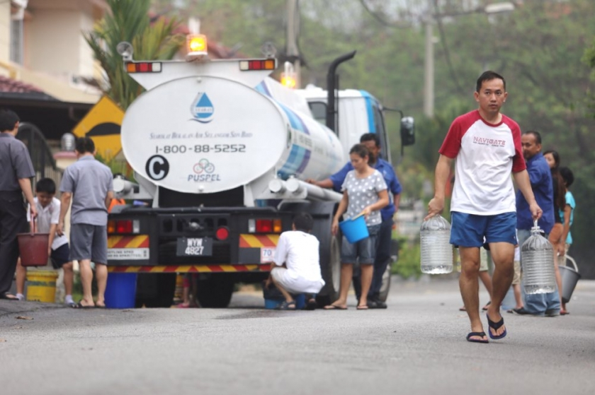 Water Rationing To End On 1 May 2014