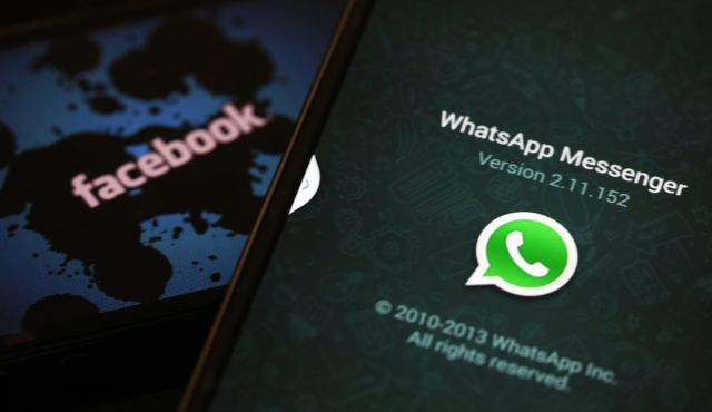What'sApp social messaging application