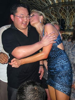 Jho Low had been known to be good friends with celebrities like Paris Hilton.