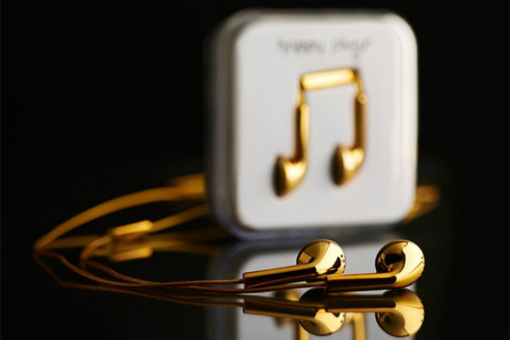Would You Put These Gold Things In Your Ears