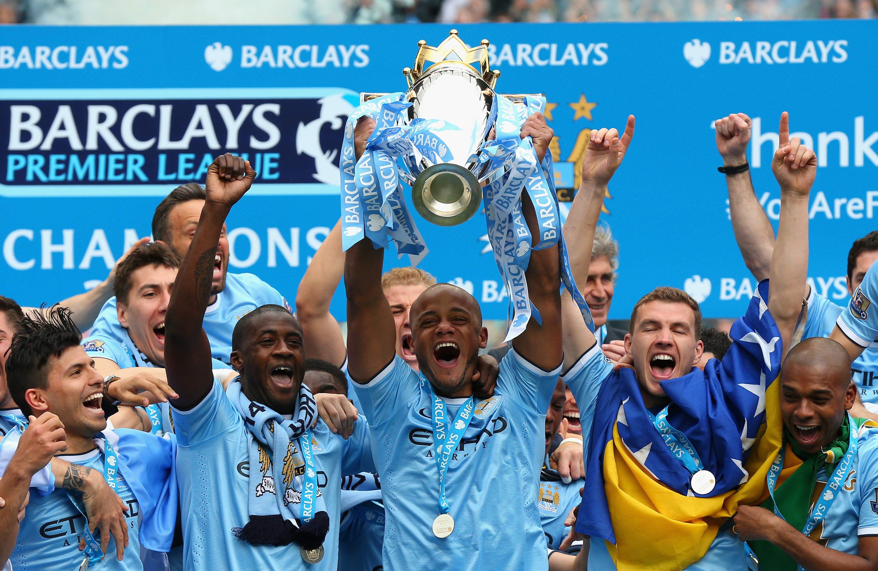 Image result for manchester city champions premier league