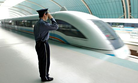 Is China Really Planning To Build An Underwater Super Train To The - Us supertrain map