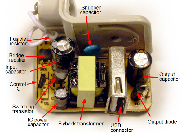 Inside Apple S Charger And A Risky Counterfeit Why You