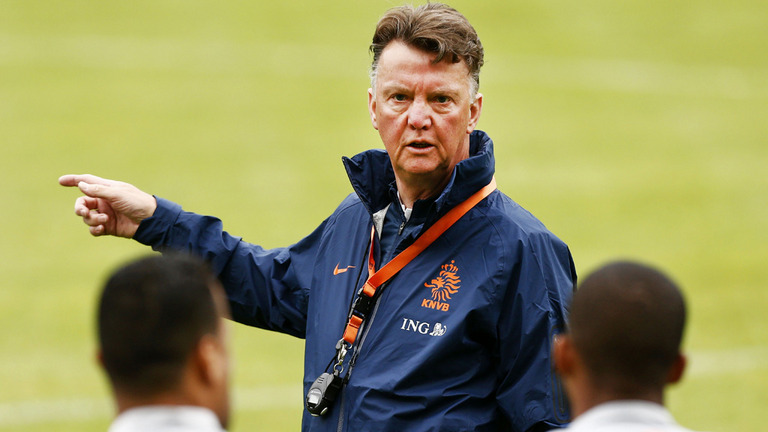 CONFIRMED: Louis Van Gaal Appointed Manchester United Manager