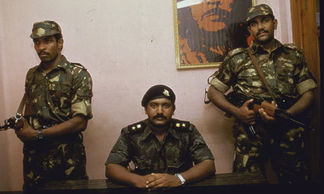 terrorism and tamil tigers Hunting the tigers (2009): in their desperation to hunt the tamil tigers the sri lanka army has confined thousands of innocent civilians to de-facto prison c.