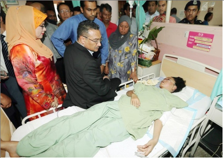 Transport Minister Datuk Seri Hishammuddin say they will find the cause of the accident.