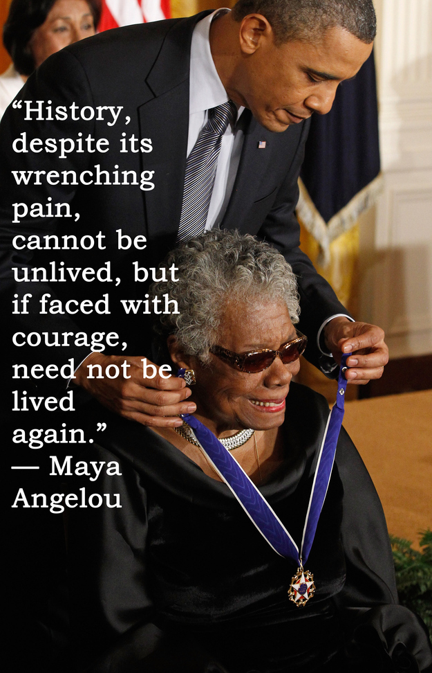 Photos Maya Angelou S 11 Most Powerful And Inspiring Quotes To