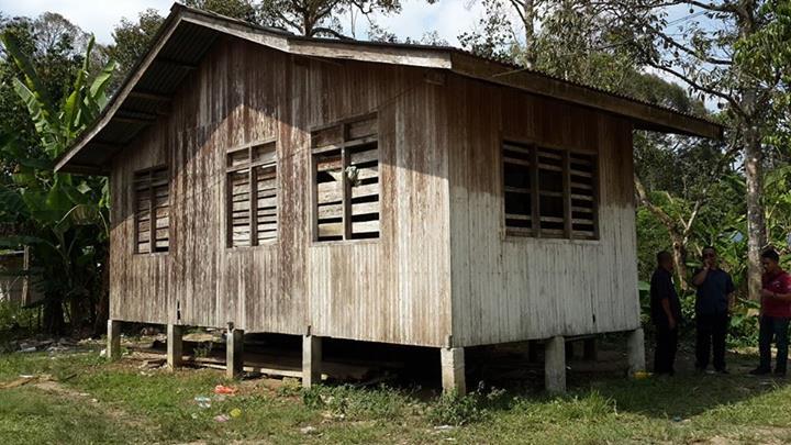 kronologi penuh kes dua gadis belasan tahun dirogol 38 lelakiinilah rumah kosong dimana kejadian rogol ini berlaku