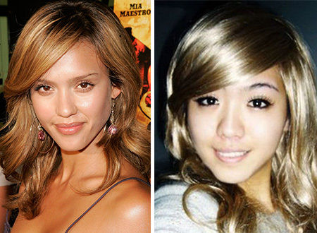 Shanghai-based Xiaoqing said that Jessica Alba's response made a big difference in her decision to back out of the extreme plastic surgery.
