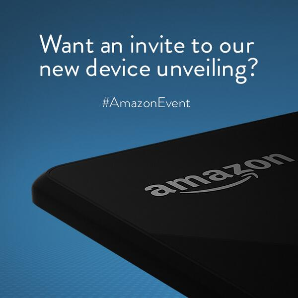 """The e-commerce giant tweeted a link to its online invite form Wednesday, telling customers to """"Join Amazon's founder Jeff Bezos for our launch event"""" on June 18."""