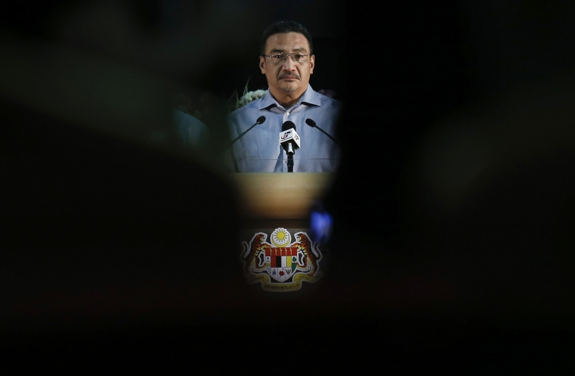 Datuk Seri Hishammuddin Hussein, Who Is Currently Serving As Defence Minister And Acting Transport Minister, Is Being Considered For The Finance Minister Position