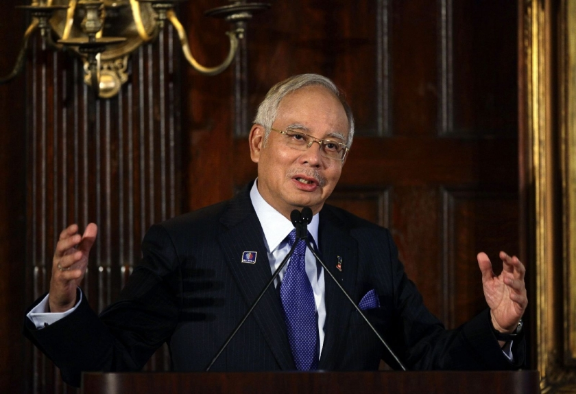 Current Finance Minister Najib Himself Might Take Up The Home Minister Position