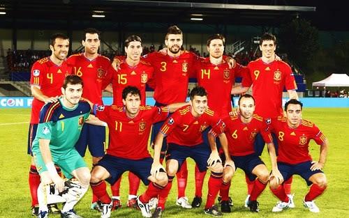 Spain will win the World Cup according to Prime Minister Najib Razak