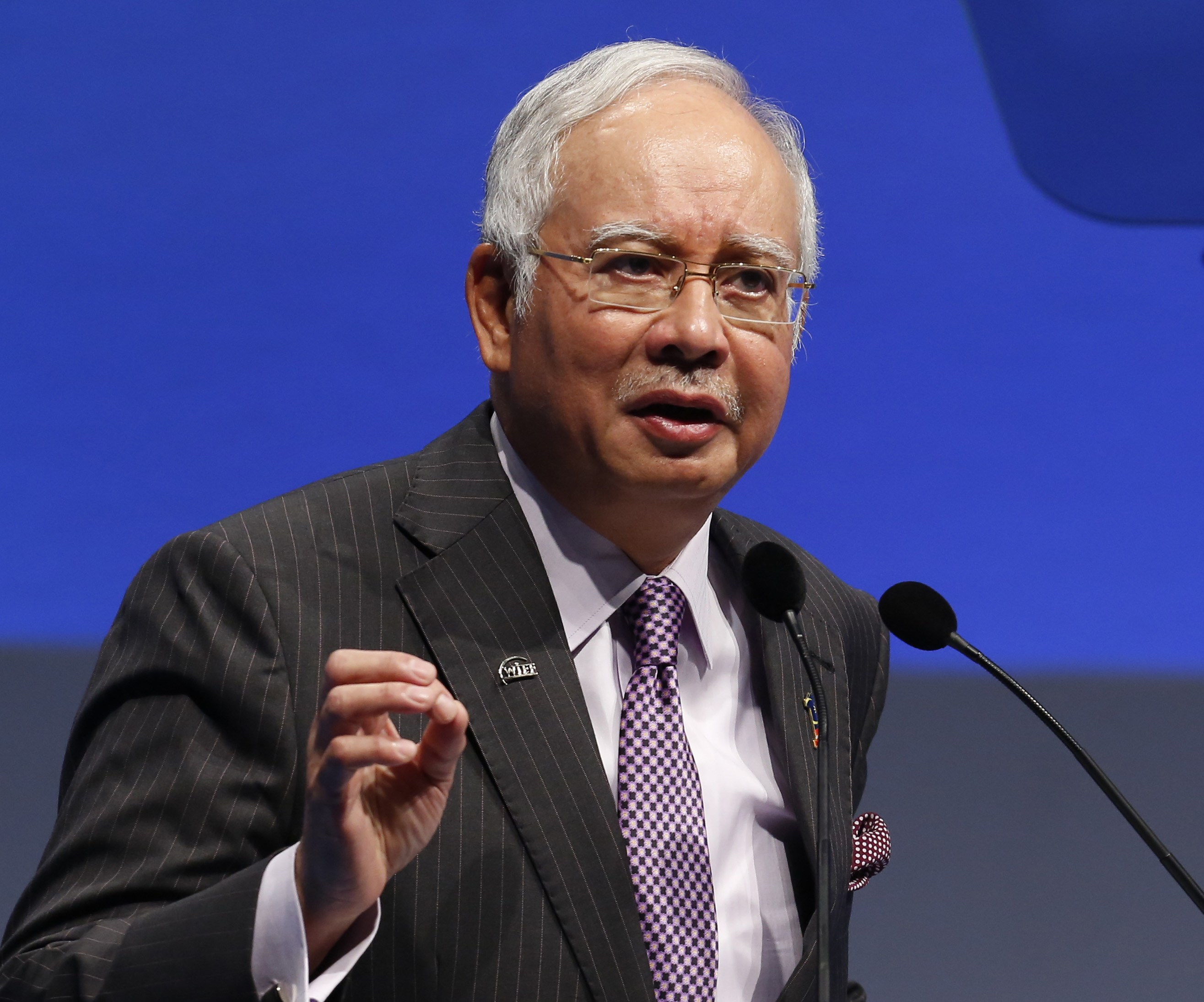 I'm not aware of it, says Najib on Cabinet reshuffle