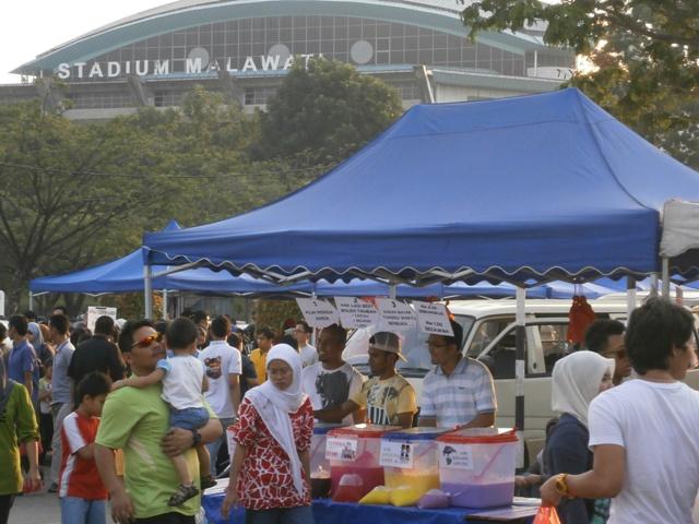 Bazaar Ramadhan Popular @ Seksyen 13 Shah Alam