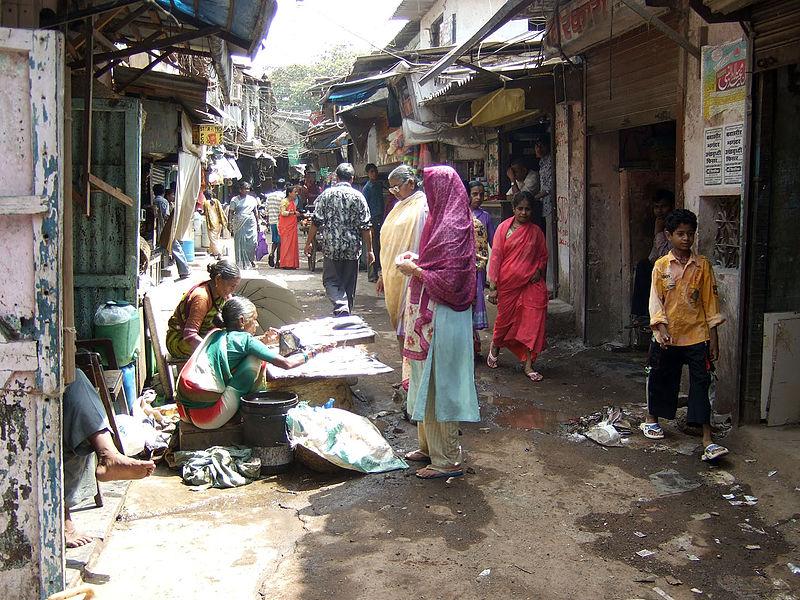 Inside Dharavi