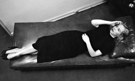 A woman alone with her thoughts on a couch. The researchers have learned that people hate being left alone to think