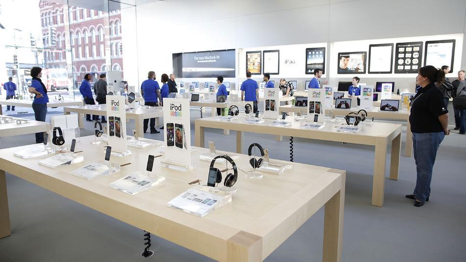Apple has seen their growth dip a little with the rise of emerging phone brands.