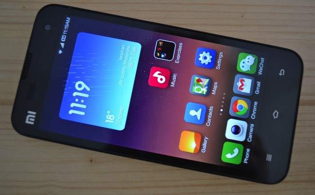 Brands such as Xiaomi are offering products at an affordable price point yet packed with premium features.