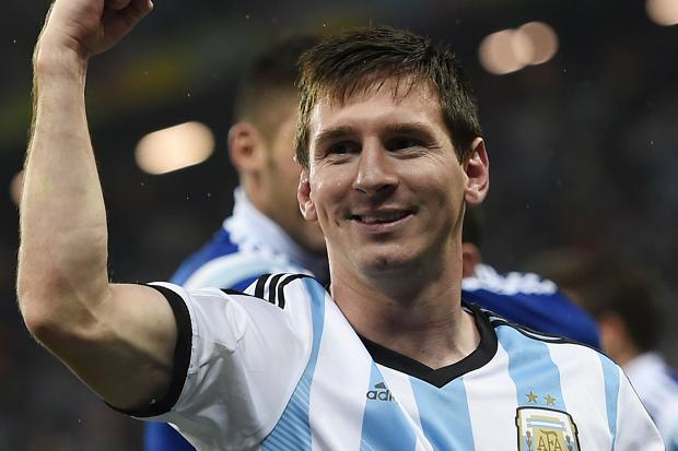 Lionel Messi has been the creative force for Argentina this World Cup, scoring 4 goals.