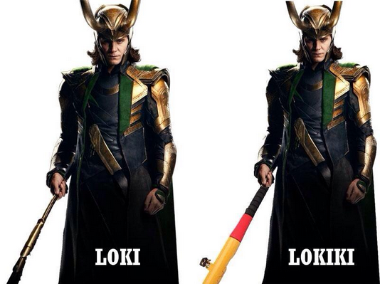 the misconception about loki