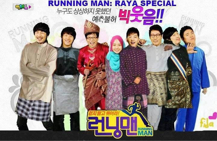 Haha running man 2014