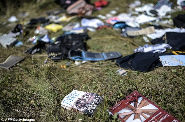 """Mobile Phones Of MH17 Victims Answered By People Who Sounded """"Eastern European"""""""